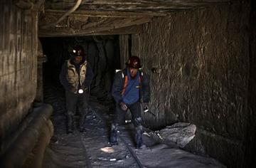 Dos mineros son los heridos por la explosión de una carga de dinamita
