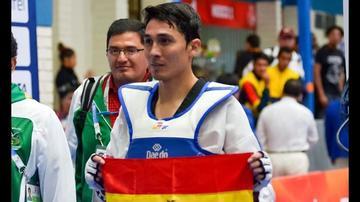 Ríos obtiene el segundo bronce en taekwondo