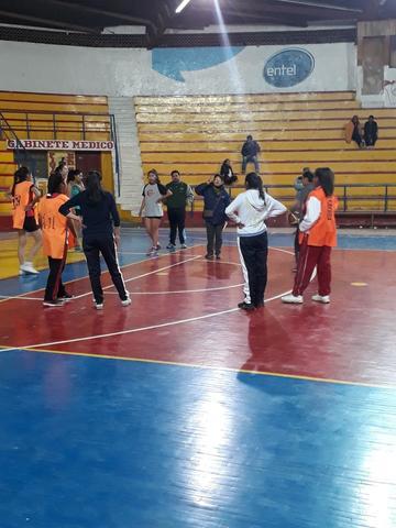 Selección potosina de básquet se alista para jugar la Liga del Sur