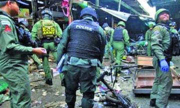 Fiscalía de Perú busca autores de atentado