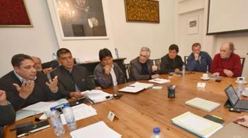 Silala: presidente Evo se reunirá con el equipo jurídico en La Haya