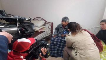 Rescatan a 14 adultos mayores de centro clandestino en La Paz