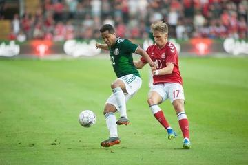 México cierra su preparación con una derrota