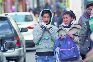 Descartan adelantar el descanso pedagógico en escuelas de Potosí