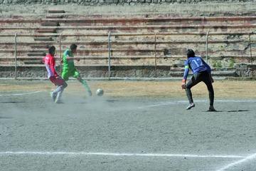 Ferrocarril Palmeiras da catedra a Felipe Hartmann en el torneo de la AFP