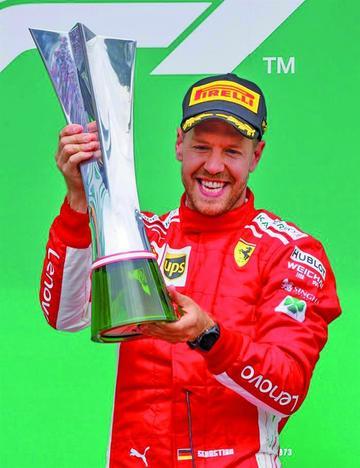 Vettel gana el Gran Premio de Canadá