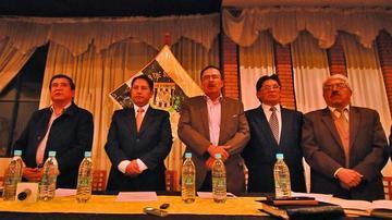 Dirigentes del Tigre confían  en la continuidad de Farías