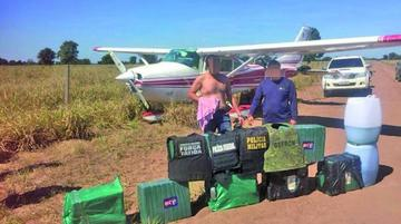 Capturan a militar boliviano con 250 kilos de cocaína