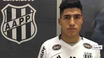 El delantero Alí descarta regresar al fútbol boliviano