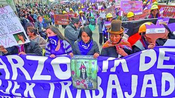 ONU Mujeres condena la violencia política hacia las mujeres en Bolivia