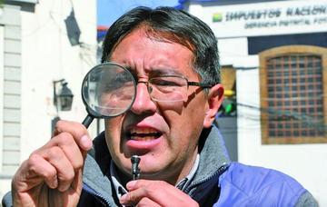 Diputado emplaza a ministro dar la cara por el caso Emapa
