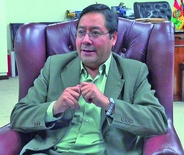 Arce es director de YPFB Transporte