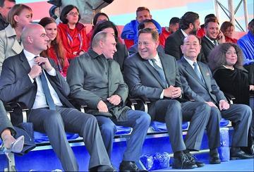 Concacaf será sede del Mundial 2026