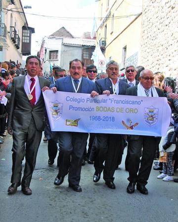 Festejan 109 aniversario del colegio Franciscano