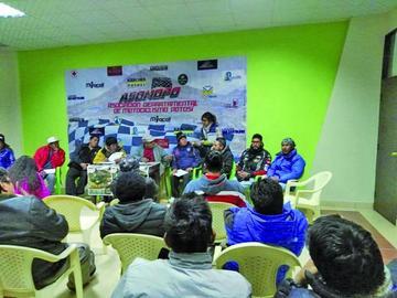 Irupampa Chica albergará la competencia de motociclismo