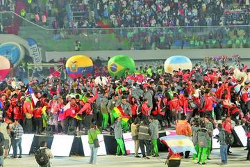 Juegos Suramericanos generaron un movimiento de $us 23 millones