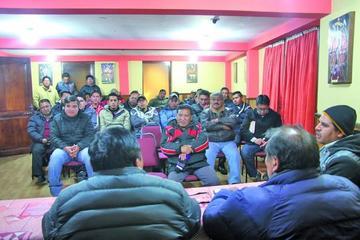 Socios gestionan reconocimiento de nueva directiva de Real Potosí