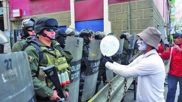 La UPEA anuncia la incorporación de padres de familia a protestas