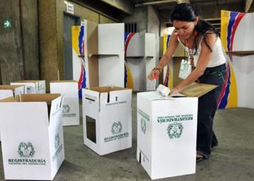 Colombia define hoy a su próximo presidente en una segunda vuelta