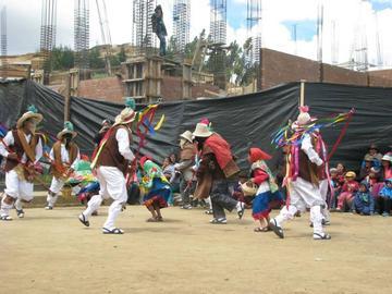 Declaran como patrimonio  a la danza tatash en el Perú