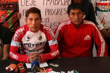 Javier Arando se ausenta a Francia para reforzar equipo de ciclismo