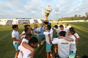 Bolívar se corona campeón en las Reservas