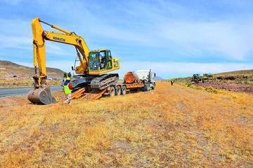 Inician obras de construcción del aeropuerto internacional Potosí
