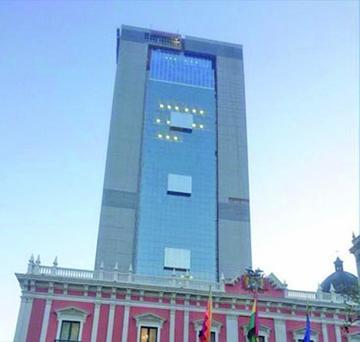 Desmienten  inauguración del nuevo Palacio