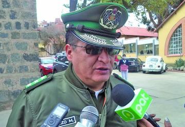 Policía confirma presencia de Morales en aniversario