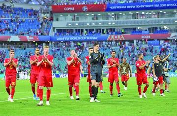 Bélgica golea sin ningún problema a Panamá
