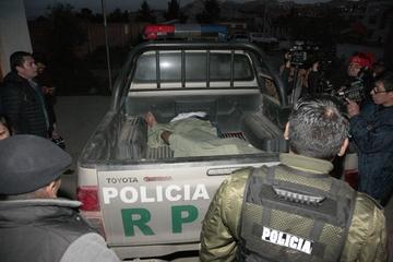 Confirman la muerte del excapo de Palmasola en Chonchocoro