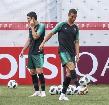 Cristiano Ronaldo buscará romper el fortín marroquí