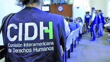 Confirman que CIDH sesionará en Bolivia