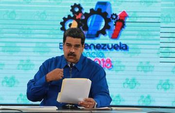Nicolás Maduro incrementa en 103 % el salario mínimo integral