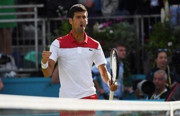 Djokovic alcanza los cuartos de final