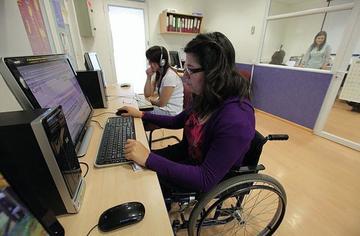 Justicia capacita a funcionarios sobre inserción laboral a discapacitados