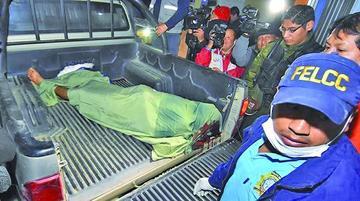 Fiscalía investiga la venta ilegal de armas desde Chonchocoro