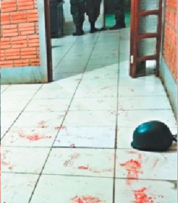 Envían a Chonchocoro a brasileño sindicado de robo de armamento