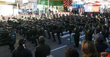 La Policía celebra hoy 192 años de  su creación en la ciudad de Potosí