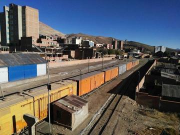 Crece la demanda de retirar a la estación de trenes de la ciudad