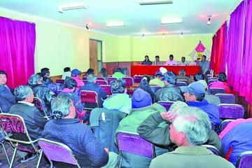 Comité Electoral de Comcipo inscribe hoy a los postulantes
