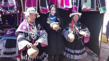 Apoyan desarrollo turístico en Potosí