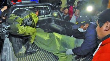 En el penal de Chonchocoro rige pacto del silencio sobre la muerte de Oti