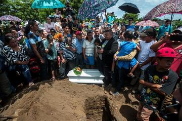 Represión en Nicaragua deja 285 personas muertas, según ONG