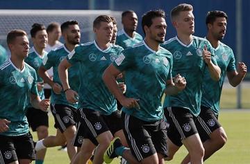 Alemania se juega su futuro ante Corea del Sur