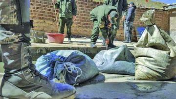 Acusan a una treintena de personas por robo de mineral de La Víbora
