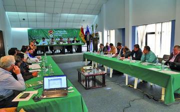 La FBF sugiere elección de presidente en Real Potosí