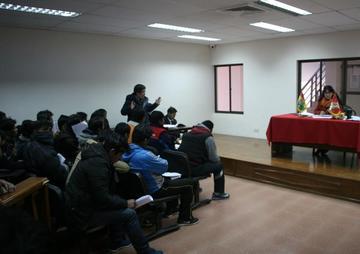 Jueza envía a 28 jucus a cárcel de Cantumarca
