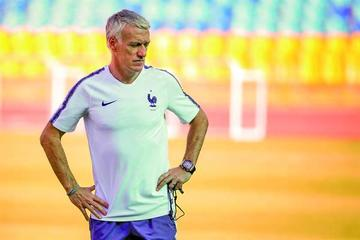 "Deschamps: ""Messi es Messi, imprevisible"""
