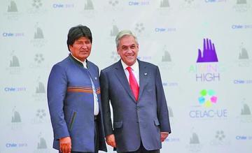 Morales convoca a Piñera a dejar diferencias y trabajar